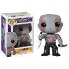 Drax Guardians of the Galaxy Marvel №50 Funko POP! Action Figure Vinyl PVC Minifigure Toy