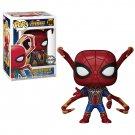 Iron Spider-Man Avengers Marvel Comics №300 Funko POP! Action Figure Vinyl PVC Minifigure Toy