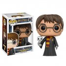 Harry Potter with Hedwig №31 Funko POP! Action Figure Vinyl PVC Minifigure Toy