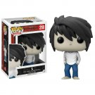 L Death Note №218 Funko POP! Action Figure Vinyl PVC Minifigure Toy