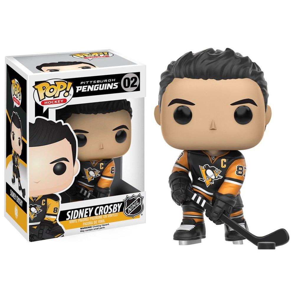 Sidney Crosby NHL Pittsburgh Penguins �02 Funko POP! Action Figure Vinyl PVC Minifigure Toy