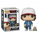 Dustin and Dart Stranger Things №593 Funko POP! Action Figure Vinyl PVC Minifigure Toy