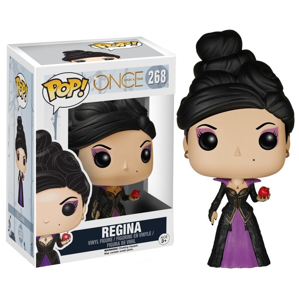 Regina Mills Once Upon a Time �268 Funko POP! Action Figure