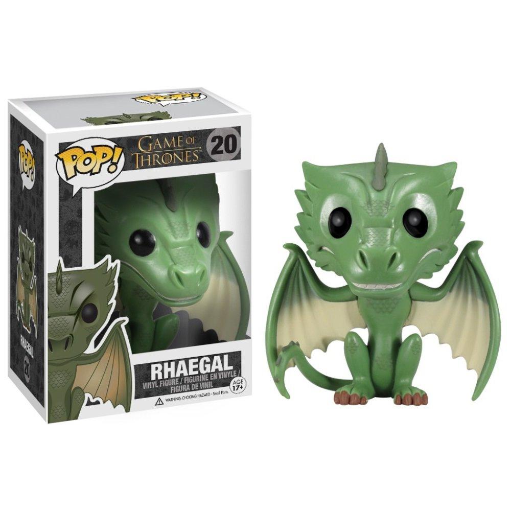 Rhaegal Game of Thrones �20 Funko POP! Action Figure Vinyl PVC Minifigure Toy