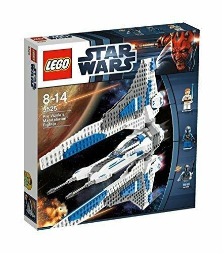 9525 Lego Star Wars Pre Vizsla's Mandalorian Fighter