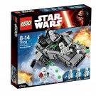 75100 Lego Star Wars First Order Snowspeeder