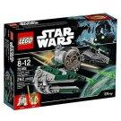 75168 Lego Star Wars Yoda's Jedi Starfighter