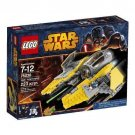 75038 Lego Star Wars Jedi Interceptor