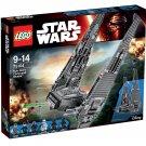 75104 Lego Star Wars Kylo Ren's Command Shuttle