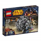 75040 Lego Star Wars General Grievous' Wheel Bike