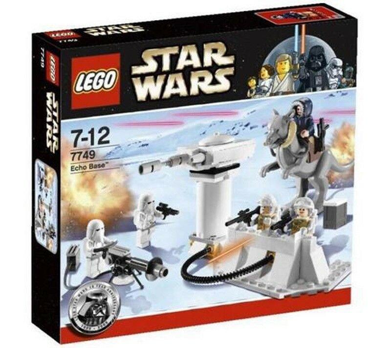 7749 Lego Star Wars Echo Base