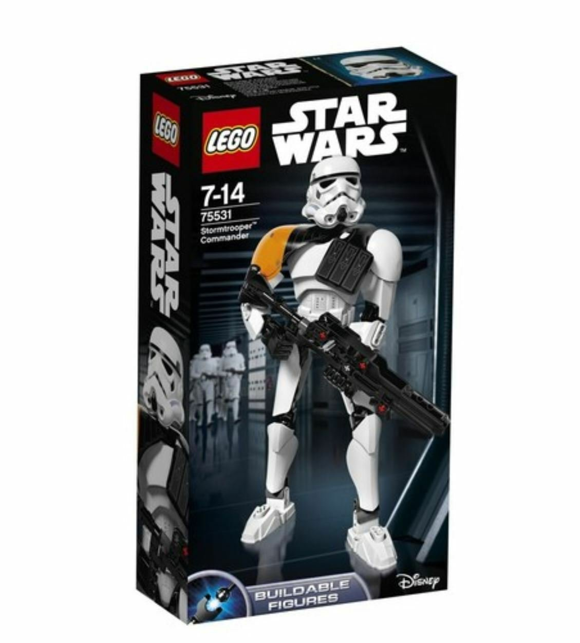 75531 Lego Star Wars Stormtrooper Commander