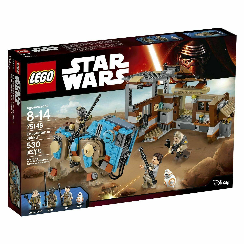 75148 Lego Star Wars Encounter On Jakku