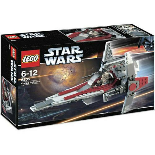 6205 Lego Star Wars V-Wing Fighter