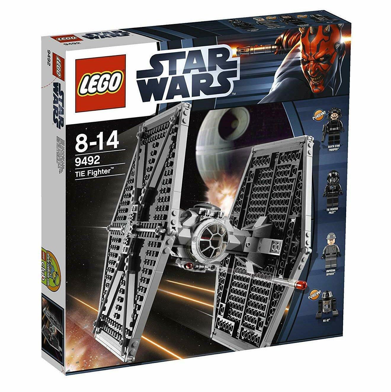 9492 Lego Star Wars TIE Fighter