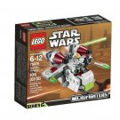 75076 Lego Star Wars Republic Gunship Microfighters