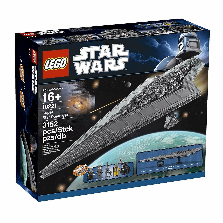 10221 Lego Star Wars Star Destroyer