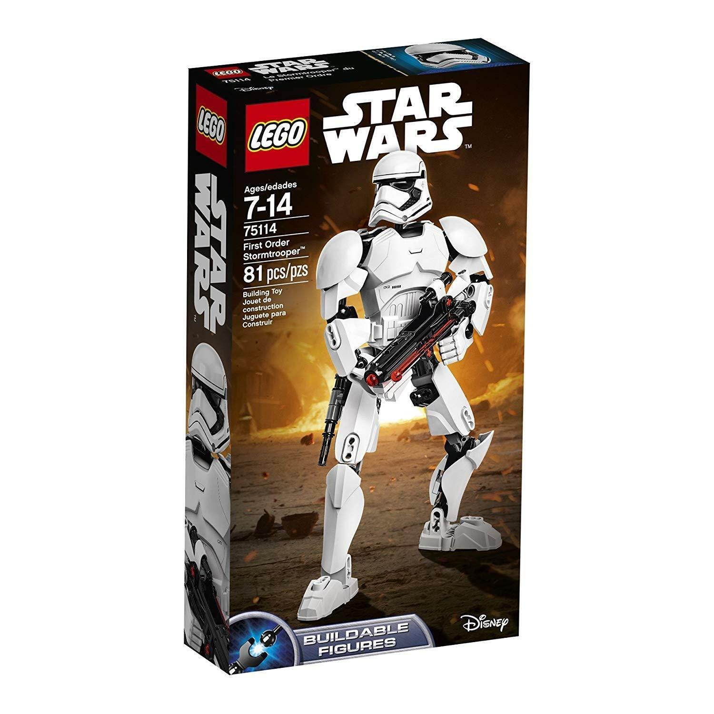 75114 Lego Star Wars First Order Stormtrooper