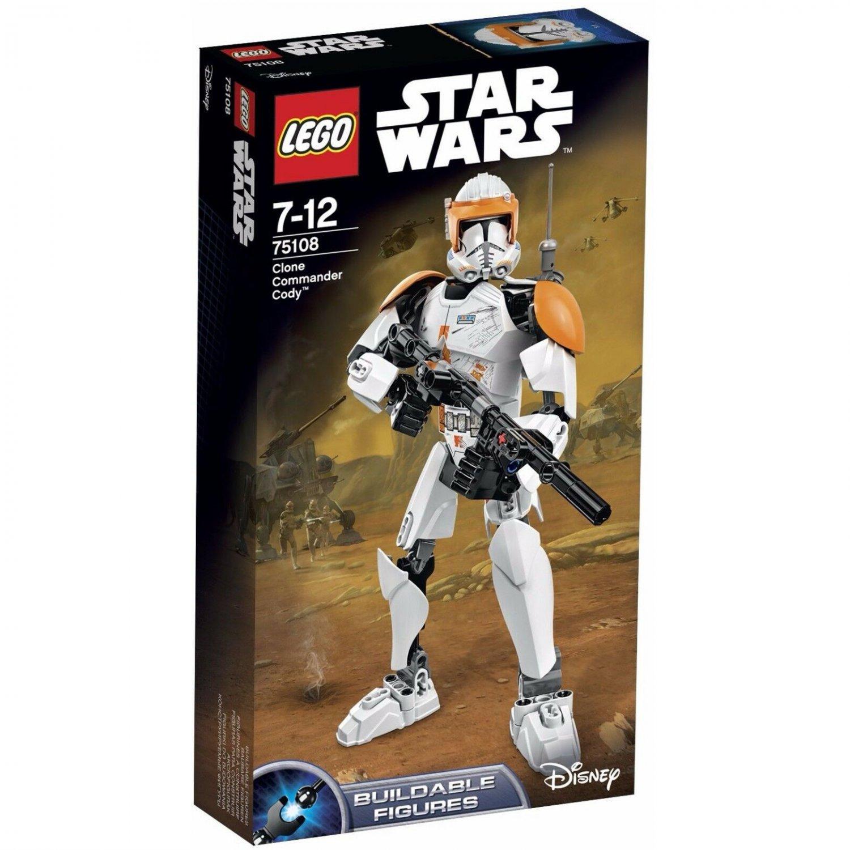 75108 Lego Star Wars Clone Commander Cody