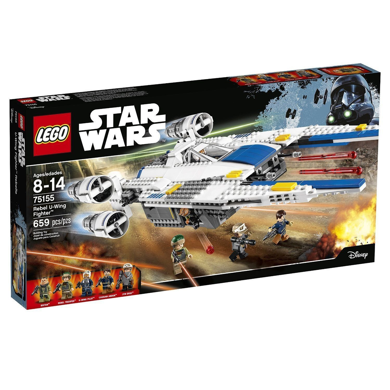 75155 Lego Star Wars Rebel U-Wing Fighter