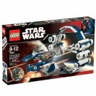 7661 Lego Star Wars Jedi Starfighter With Hyperdrive Booster Ring
