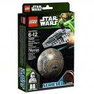 75007 Lego Star Wars Republic Assault Ship & Planet Coruscant