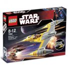 7660 Lego Star Wars Naboo N-1 Starfighter with Vulture Droid
