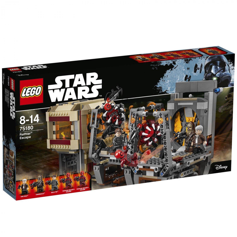 75180 Lego Star Wars Rathtar Escape