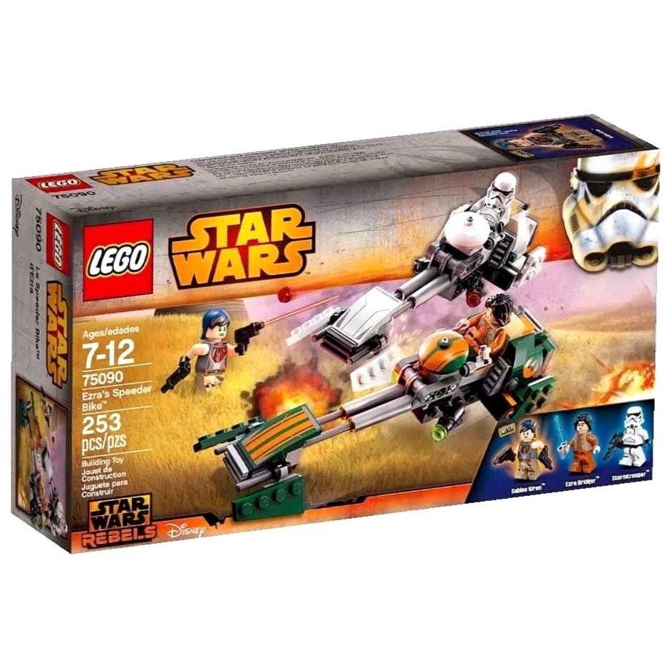 75090 Lego Star Wars Ezra's Speeder Bike