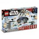 7666 Lego Star Wars Hoth Rebel Base