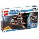 7752 Lego Star Wars Count Dooku's Solar Sailer