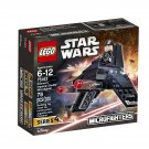 75163 Lego Star Wars Krennic's Imperial Shuttle Microfighters