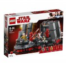 75216 Lego Star Wars Snoke's Throne Room