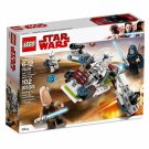 75206 Lego Star Wars Jedi And Clone Troopers Battle Pack