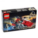 7134 Lego Star Wars A-wing Fighter
