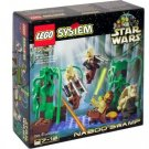 7121 Lego Star Wars Naboo Swamp
