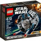 75128 Lego Star Wars TIE Advanced Prototype Microfighters