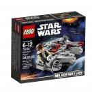 75030 Lego Star Wars Millennium Falcon Microfighters