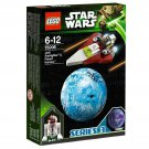 75006 Lego Star Wars Jedi Starfighter & Kamino