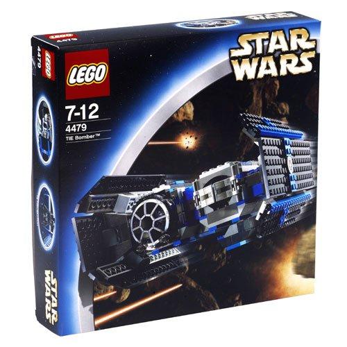 4479 Lego Star Wars TIE Bomber