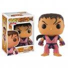 Dan Street Fighter №142 GENUINE Funko POP! Figure Vinyl PVC Toy