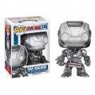 War Machine Captain America Civil War Marvel №128 GENUINE Funko POP! Figure Vinyl PVC Toy