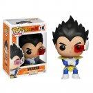 Vegeta Dragon Ball Z №10 GENUINE Funko POP! Figure Vinyl PVC Toy