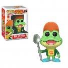 Dig Em' Frog Kellogg's Honey Smacks AD Icons №25 GENUINE Funko POP! Figure Vinyl PVC Toy