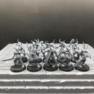 10pcs Poxwalkers Chaos Troops Warhammer Resin Models 1/32 scale Action Figure Toys