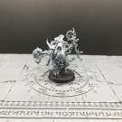 1pcs Malignant Plaguecaster Chaos Sorcerer Warhammer Resin Models 1/32 scale Action Figures