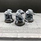 3pcs Vanguard Eliminator Space Marine Warhammer Resin Models 1/32 scale Action Figures Toys Hobby