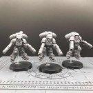 3pcs Primaris Inceptors Space Marine Ultramarines Warhammer Resin Models 1/32 scale Action Figures