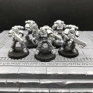 5pcs Hellblasters Primaris Space Marines Ultramarines Warhammer Resin Models 1/32 scale Figures