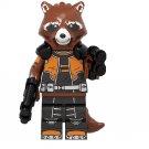 Minifigure Rocket Raccoon Avengers Marvel Super Heroes